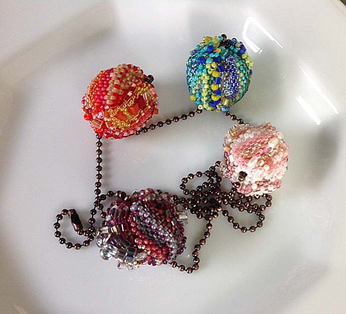 Whimsical Freeform Peyote: Beaded Beads