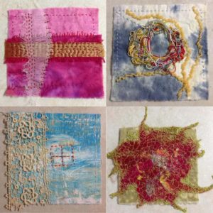Stitch Meditations – Exploring the Zen of Fibre, Thread and Beads