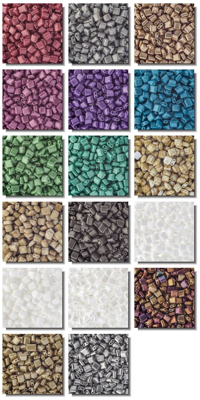 Karo Beads & Druzy Cabochons