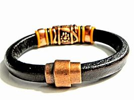 hot leather bracelets