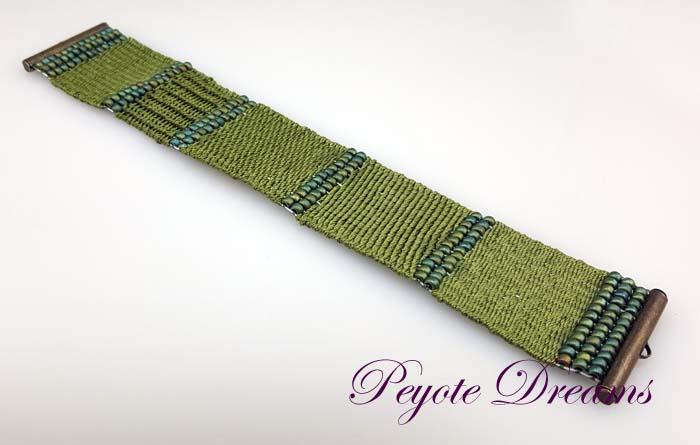 Tapestry Sampler Bracelet