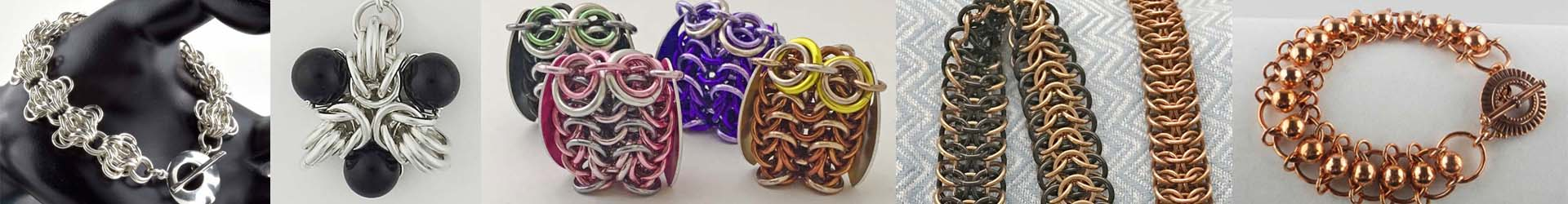 Discovering: Chainmaille