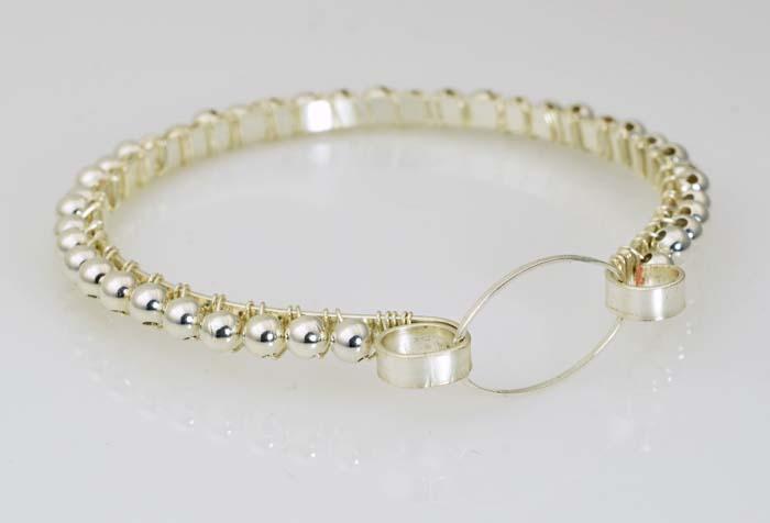 March Madness Mini Class: Wrapped Bangle Bracelet