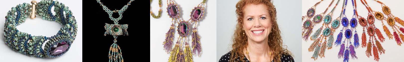 Beadwork artist Nancy Cain returns to BeadFX