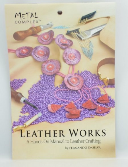 Book - Leather Works - By Fernando DaSilva