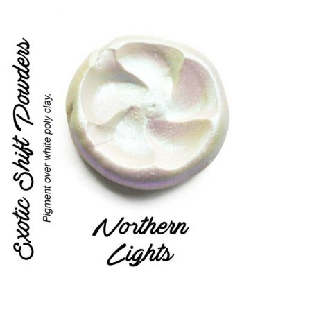 Creative Art Pigments - Lumiere Luster Exotics - Northern Lights Exotic (Jar)