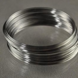 Memory Wire - Extra Large Bracelet Memory Wire - Bright Steel (1 oz)