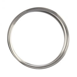 Memory Wire - Large Bracelet Memory Wire - Stainless Steel (Pack)