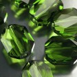 Swarovski Bead - 12mm Graphic (5520) - Olivine