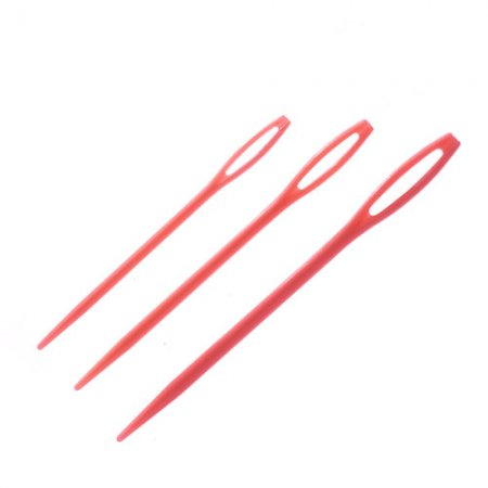 Needle - Assorted Tulip Brand - Plastic Yarn Needles (Pack)