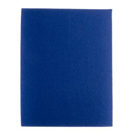 Bead Embroidery GoodFelt Beading Foundation 8.5x11in - Blue (Pack 4)