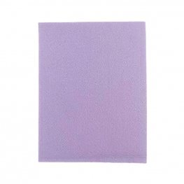 Bead Embroidery GoodFelt Beading Foundation 8.5x11in - Light Purple