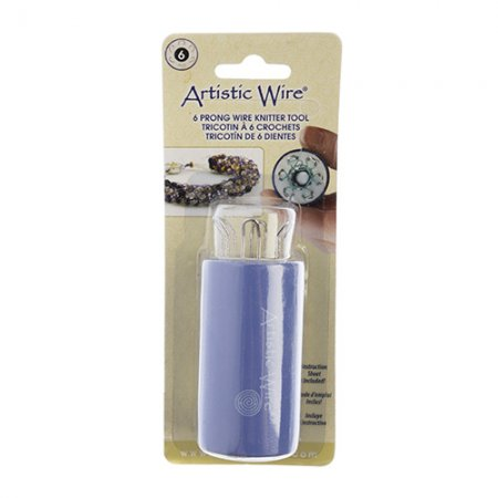 Tools - Wire Knitter - 6 Prong