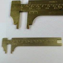 Tools - Calipers - Brass