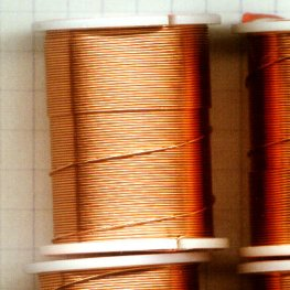 Wire - 26ga Round Wire - Copper (Spool)