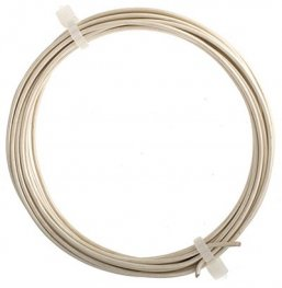 Artistic Wire - 16ga Round Wire - Silver Plated - Pearl Silver (Pack)