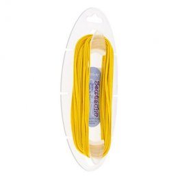 Braid - 3mm Nylon Soutache - Yellow (5 yards)