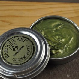 Patina - Gilders Paste - African Bronze (30 ml tin)