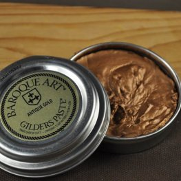 Patina - Gilders Paste - Antique Gold (30 ml tin)