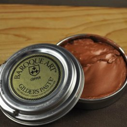 Patina - Gilders Paste - Copper Color (30 ml tin)