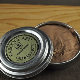 Patina - Gilders Paste - Foundry Bronze (30 ml tin)