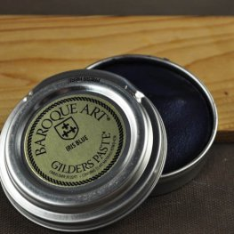 Patina - Gilders Paste - Iris Blue (30 ml tin)