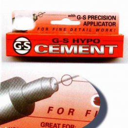 Tools - Adhesive - G-S Hypo-tube Cement -