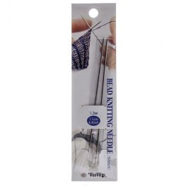 Needle - Short (4in) Hiroshima Tulip Brand - Knitting Needles (Pair)