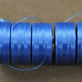Thread - Size AA C-LON Thread - Capri Blue (Spool)