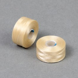 Thread - Size AA C-LON Thread - Dark Cream (Spool)