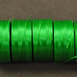 Thread - Size AA C-LON Thread - Green (Spool)