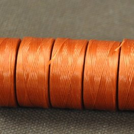 Thread - Size AA C-LON Thread - Light Copper (Spool)