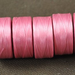 Thread - Size AA C-LON Thread - Pink (Spool)