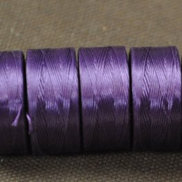Thread - Size AA C-LON Thread - Purple (Spool)