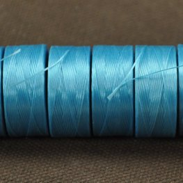 Thread - Size AA C-LON Thread - Turquoise Blue (Spool)