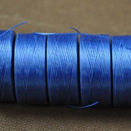 Thread - Size D C-LON Thread - Capri Blue (Spool)