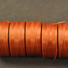 Thread - Size D C-LON Thread - Light Copper (Spool)