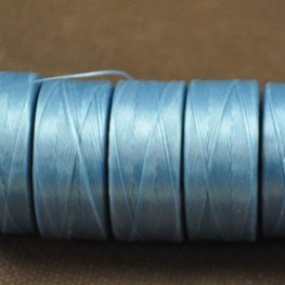Thread - Size D C-LON Thread - Sky Blue (Spool)