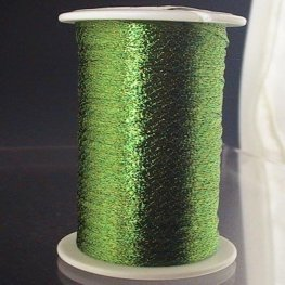 Stringing - 1mm Wire Lace Ribbon - Grass (Yard)