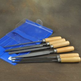 Tools - Files - 6-Piece Key File Set