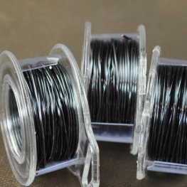 ParaWire - 20ga Round Wire - Blue Steel (Spool)