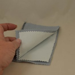 Tools - JSP Silver Polishing Cloths - Grey/White