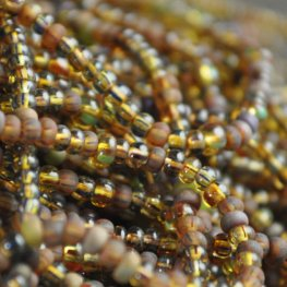 Czech - 11/0 Seed beads - Mother Russia (20 grams)