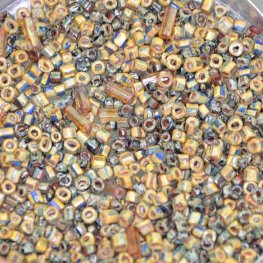 Czech - 11/0 Seed beads - Skara Brae (20 grams)
