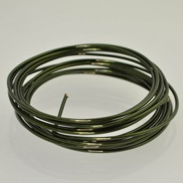ParaWire - 14ga Round Wire - Olive (Coil)