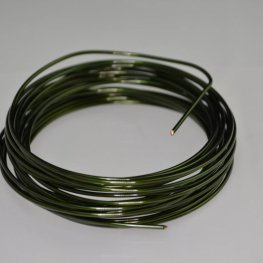 ParaWire - 16ga Round Wire - Olive (Coil)