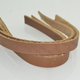 Leather - .5x10in Leather Strip - Taco