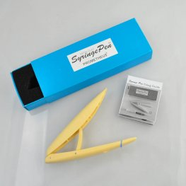 Tools - Syringe Pen - for Metal Clay