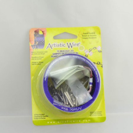 Tools - Wire Bending - 3D Bangle Bracelet Jig -