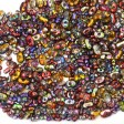 BeadFX Bead Mix - Czech Glass Mix - Butterfly Magic (Pack)